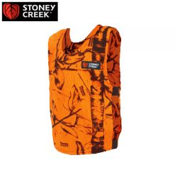 Stoney Creek Kids Mesh Vest – Blaze Orange.