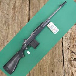 Ruger M77 Gunscout .308Win.