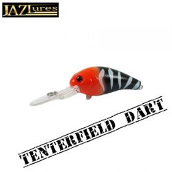 Tenterfield Dart Lures By Jaz Lures.