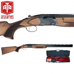 ATA Arms 686B 12G 30″ Black Sporting Shotgun.