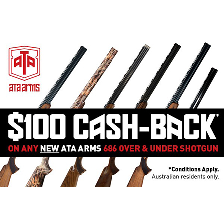 ATA ARMS CASH BACK