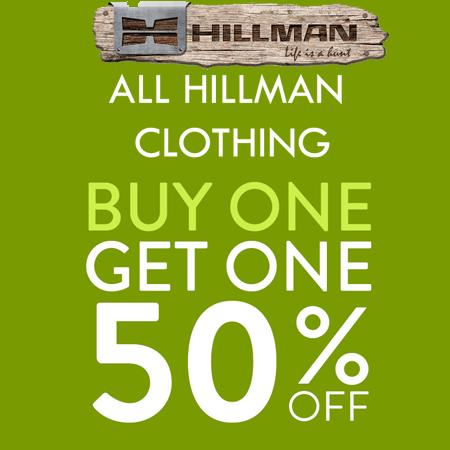 Hillman Hot Deal