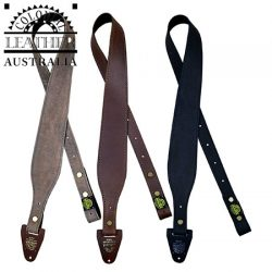 Colonial Leather 60mm Tapered Genuine Leather Gun Sling.