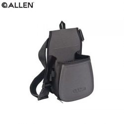 Allen Eliminator Field Double Compartment Bag Grey Black.
