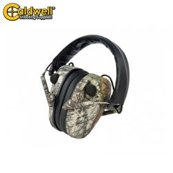 Caldwell Low Profile Camo Electronic Hearing Protection.