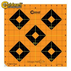 Caldwell Orange Peel Sight In 12″ 5 Pack.
