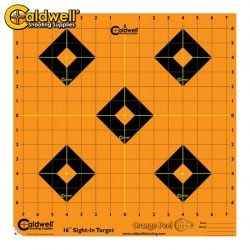 Caldwell Orange Peel Sight In 16″ 5 Pack.