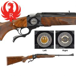 Ruger No.1A 308 WIN, Light Sporter 22″ 20th Anniversary.
