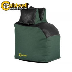 Caldwell Magnum Extended Height Rear Bag – Filled.