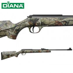 Diana 340 Panther N-TEC Camo .22 Air Rifle.
