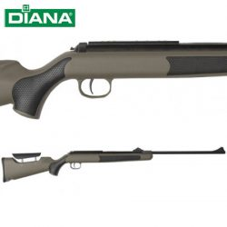 Diana AM03 NTEC Tan Adjustable Comb .177 Air Rifle.