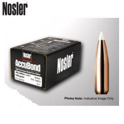 Nosler  270 100GR AccuBond Projectile.