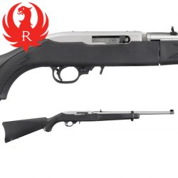 Ruger 10 / 22 Synthetic Stainless Takedown.