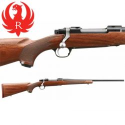 Ruger 77 Hawkeye Blued Walnut 243 4 Shot.
