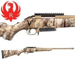 Ruger American Go Wild Camo 243 WIN AI Style MAG 3 Shot.