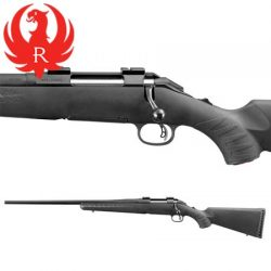 Ruger American Blued Left Hand 22 – 250 4 Shot.