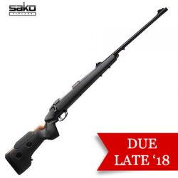 Sako 85 Carbon Wolf Centrefire Rifle – Due Late 2018.