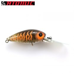Atomic Hardz Bream Crank 38mm Double Deep Lure.