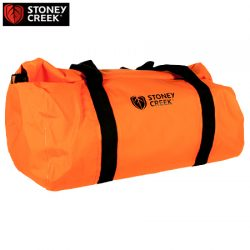 Stoney Creek 100 Litre Orange Dirty Bag.