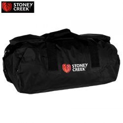 Stoney Creek 60 Litre Dirty Bag – Black & Orange.
