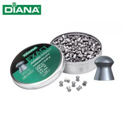 Diana Exact .22 Jumbo Air Rifle Pellets – 250 Pack.