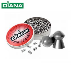 Diana Exact .177 Hollow Point Air Rifle Pellets – 200 Pack.