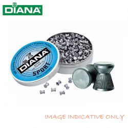 Diana Sport .22 Air Rifle Pellets – 400 Pack.