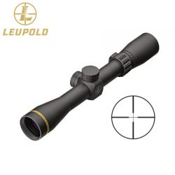 Leupold VX-Freedom 2-7 X 33 Matte Duplex Rifle Scope.