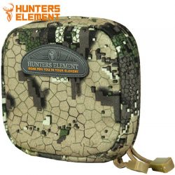 Hunters Element Velocity Pouch, 2 Handy Sizes – Desolve Veil Camo.