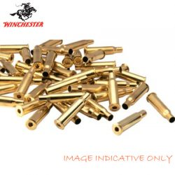 Winchester Brass Unprimed 308 Winchester Shell Cases.