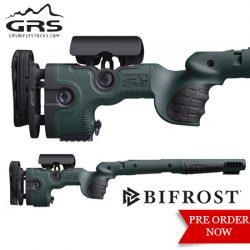 GRS Bifrost Rifle Stock – Tikka T3/T3x Green.