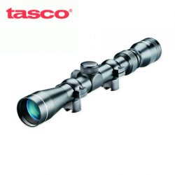 Tasco MAG 22 3-9 X 32 30/30 Rifle Scope With Rings.