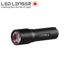 Ledlenser P7 Flashlight Boxed.