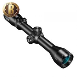 Bushnell Trophy 2–7x36mm Multi-X Rifle Scope.
