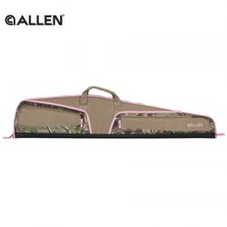 Allen Willow Scoped Rifle Case – Pink 46″.
