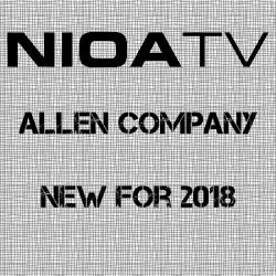 NIOA TV – Allen Company – New For 2018.