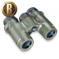 Bushnell Trophy 10 X 28 Green, Roof Binoculars.