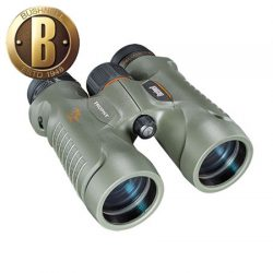 Bushnell Trophy 10 X 42 Bone Collector Green, Roof Binoculars.
