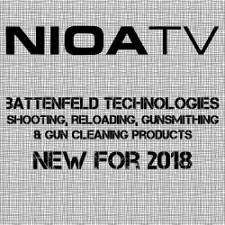 NIOA TV – Battenfeld – New For 2018 – Shotshow 2018.