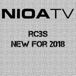 NIOA TV – RCBS – New For 2018.