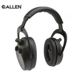 Allen Axion Electronic Ear Muffs 25NRR.