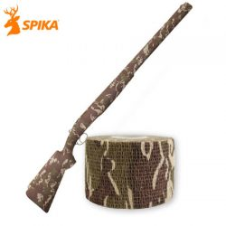 Spika Camo Wrap – Brown & Green.