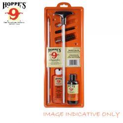 Hoppe's 12ga Shotgun Cleaning Kit With Aluminium Rod.