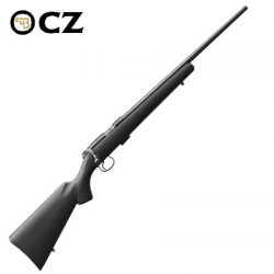 CZ 455 Stainless Synthetic 17HMR 5Rnd Mag.