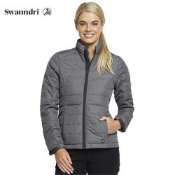 Swanndri Women's Edendale Light Weight Down Jacket.