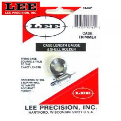 Lee Case Length Gauge 45 ACP.