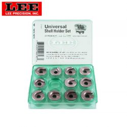 Lee Universal Shell Holder Set.