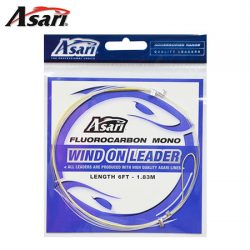 ASARI Flurocarbon Wind On Leader.