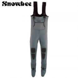 Snowbee Classic Chest Stocking-foot Neoprene Waders.