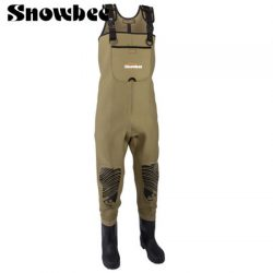 Snowbee Classic Chest Booted Neoprene Waders.